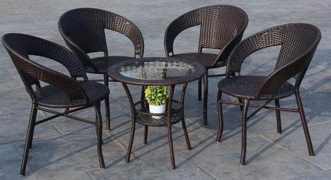 ... Balcony Chairs Outdoor Patio Leisure Furniture ...