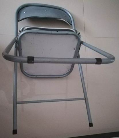 simple folding office chair reporter chair press chair captain